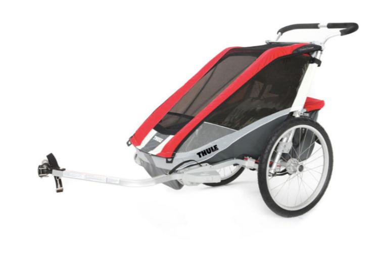 Charrette enfant - Double Chariot Cougar 2