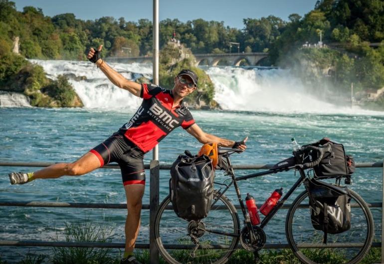 Tour de Suisse à vélo