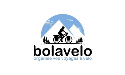Logo: Bolavélo.